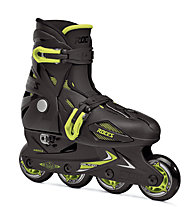 Roces Orlando III Boy Kinder-Inlineskates, Black/Yellow