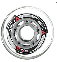 Roces Kit rotelle 72 mm/80A Orlando, Silver/Black