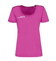 Rock Experience Ambition - T-Shirt - Damen, Pink
