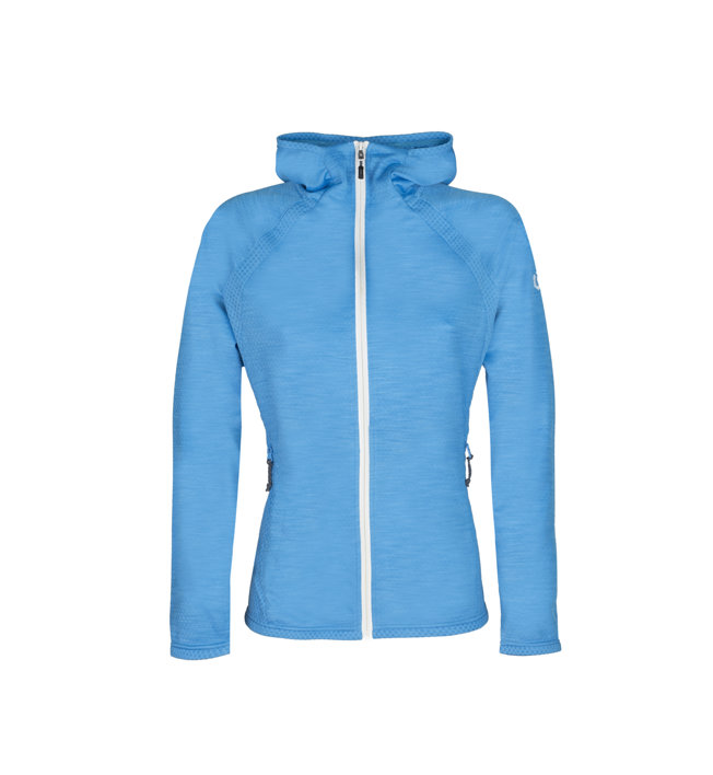 Rock Experience Anouk Tech - Fleecejacke - Damen, Light Blue