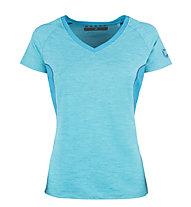 Rock Experience Argon - T-Shirt Bergsport - Damen, Light Blue