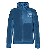 Rock Experience Blizzard Fleece - giacca in pile - uomo, Blue