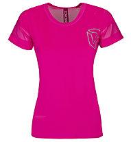 Rock Experience Brison - T-Shirt - Damen, Pink