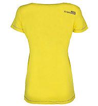 Rock Experience Colter - T-Shirt Klettern - Damen, Yellow