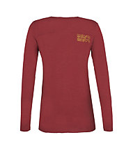 Rock Experience Condor Pass - T-Shirt Klettern - Damen, Red
