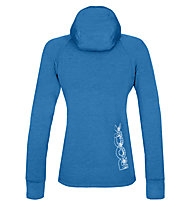 Rock Experience Coopperhead H.Full Zip Fleece - Fleecejacke mit Kapuze - Damen, Blue