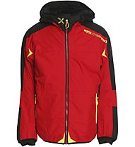 Rock Experience Eclipse Jacket Jr Kinderbergjacke, Red