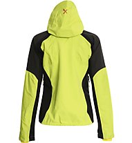 Rock Experience Exodus 3 Layer Jkt Wom Giacca Escursionismo Donna, Yellow