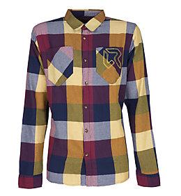 uk availability 0db3f b3755 Grizzly - camicia a maniche lunghe arrampicata - uomo