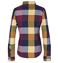 Rock Experience Grizzly - camicia a maniche lunghe - donna, Multicolor