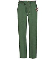 Rock Experience Hatu per Tu - pantaloni arrampicata - donna, Green