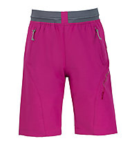 Rock Experience Jasper 2 - kurze Wander- und Trekkinghose - Kinder, Pink