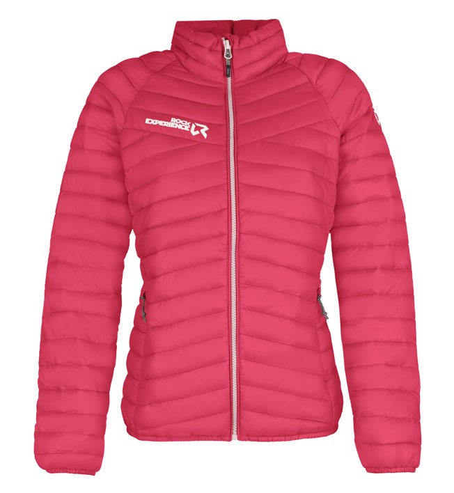 Rock Experience Kalea Padded - giacca trekking - donna, Red