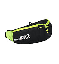 Rock Experience Light Run - Hüfttasche Trailrunning, Black/Green
