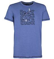 Rock Experience Madison - T-Shirt Klettern - Herren, Moonlight