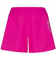 Rock Experience Nannaz - kurze Trekkinghose - Damen, Pink