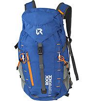 Rock Experience Predator 28 - zaino trekking, Blue/Orange