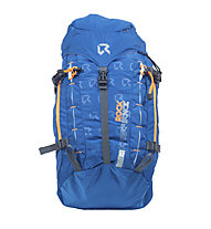 Rock Experience Predator 32 - zaino trekking, Blue/Orange