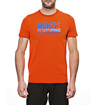 Rock Experience Prime T-shirt arrampicata, Orange.com