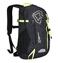 Rock Experience Rock Astra 20 - zaino escursionismo, Black/Yellow