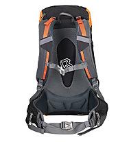 Rock Experience Rock Avatar 36 - Wanderrucksack, Black/Orange