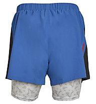 Rock Experience Sky - pantaloni corti da trekking - uomo, Blue