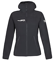 Rock Experience Solstice - giacca softshell - donna, Black