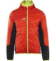 Rock Experience Spritz Padded Jacket Man Herren Bergjacke, Red