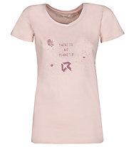 Rock Experience Svaselina - T-Shirt - Damen, Pink