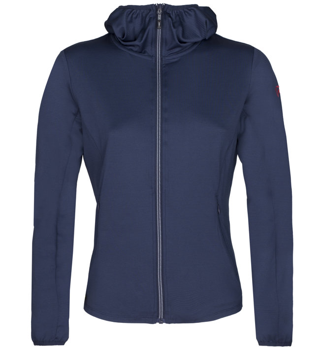 Rock Experience Thea - Fleecejacke - Damen, Dark Blue