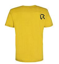 Rock Experience Tustin - Klettershirt Kurzarm - Herren, Yellow