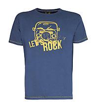 Rock Experience Tustin - Klettershirt Kurzarm - Herren, Blue