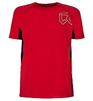 Rock Experience Vigor - T-Shirt - Herren, Red