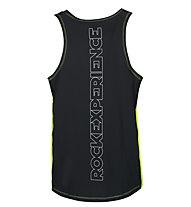 Rock Experience Vigor - Tanktop - Herren, Yellow/Black