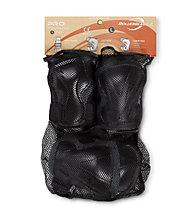 Rollerblade Pro 3 Pack - protettori per gomiti, Black