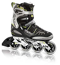 Rollerblade Spark 84, Black/Green Acid