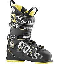 Rossignol Allspeed Pro 110 - Scarponi All Mountain, Black/Yellow