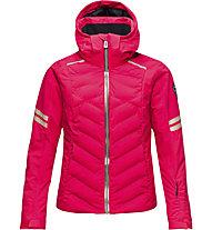 Rossignol Courbe - giacca da sci - donna, Red