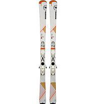 Rossignol Famous 8 + Xpress W11 - sci alpino - donna