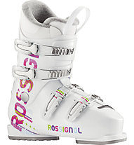 Rossignol Fun Girl 4 - Scarponi All Mountain, White