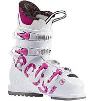 Rossignol Fun Girl J4 - Skischuh - Kinder, White/Red