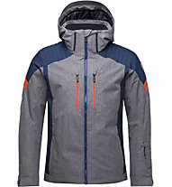 Rossignol Ski Heather - Skijacke - Herren, Grey