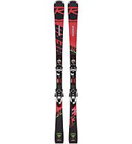 Rossignol Hero Elite ST Ti + SPX 12 Konect GW - sci alpino