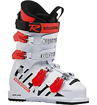 Rossignol Hero JR 65 - scarpone sci alpino - bambino, White/Red
