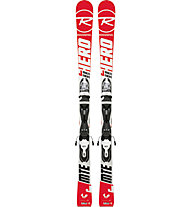 Rossignol Hero JR Multi-Event + Xpress Jr 7 - sci alpino - bambino