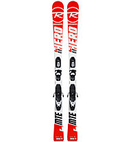 Rossignol Hero Junior Multi-Event + KID-X 4 - Alpinski - Kinder