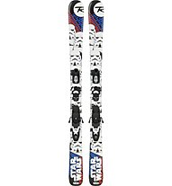 Rossignol Star Wars Junior + Kid X 4 - Alpinski - Kinder