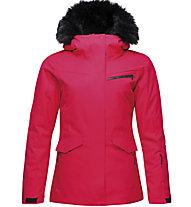 Rossignol W Controle - giacca da sci - donna, Red