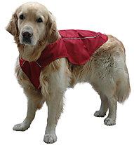 Ruff Wear K-9 Overcoat Cappotto Cane, Cinder Cone Red
