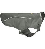 Ruff Wear Sun Shower Rain Jacket Cane, Granite Gray